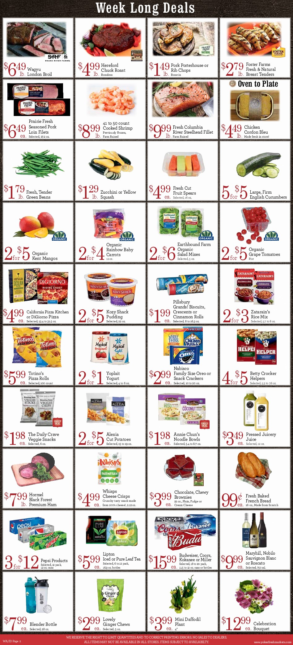 Page 2 of 01.13.21 Weekly Ad