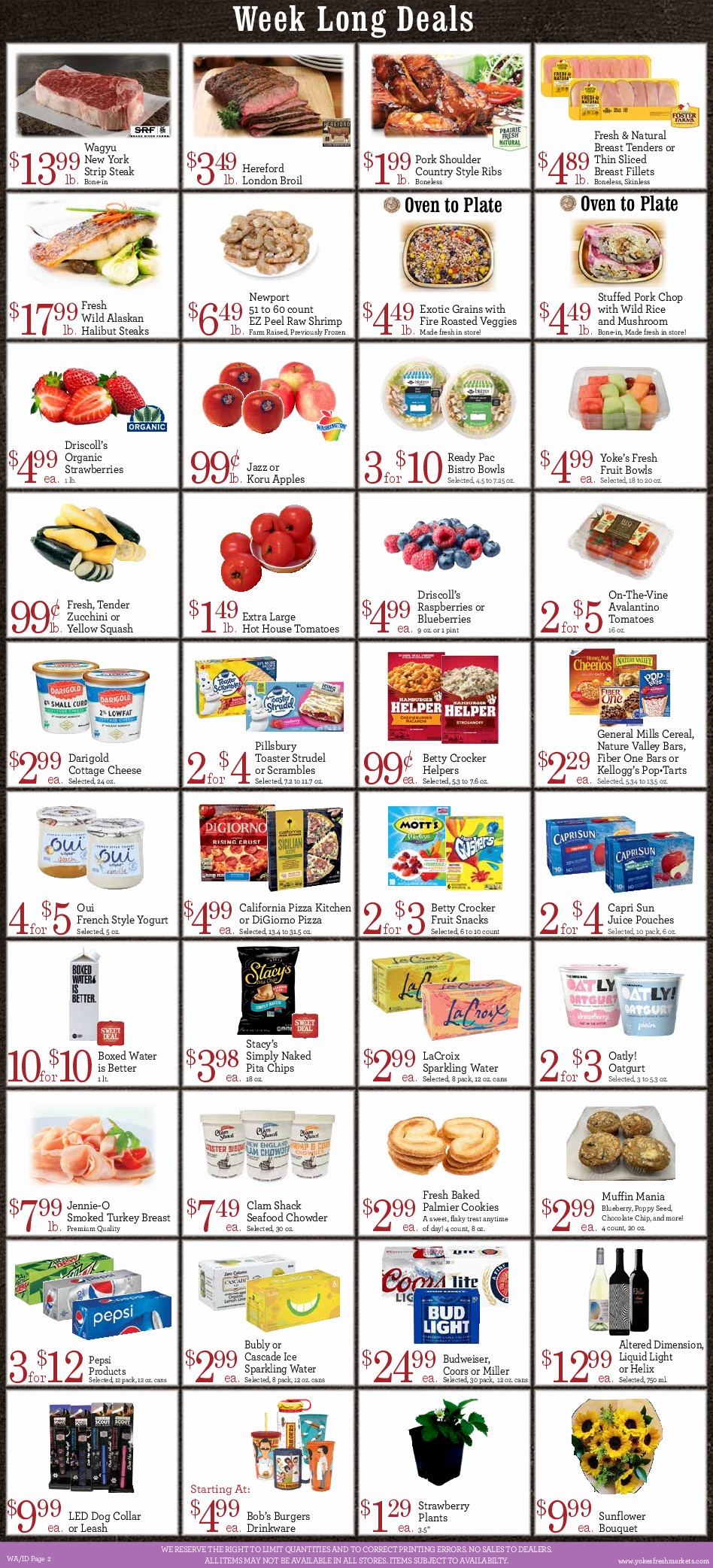 Page 2 of 04.07.21 Weekly Ad