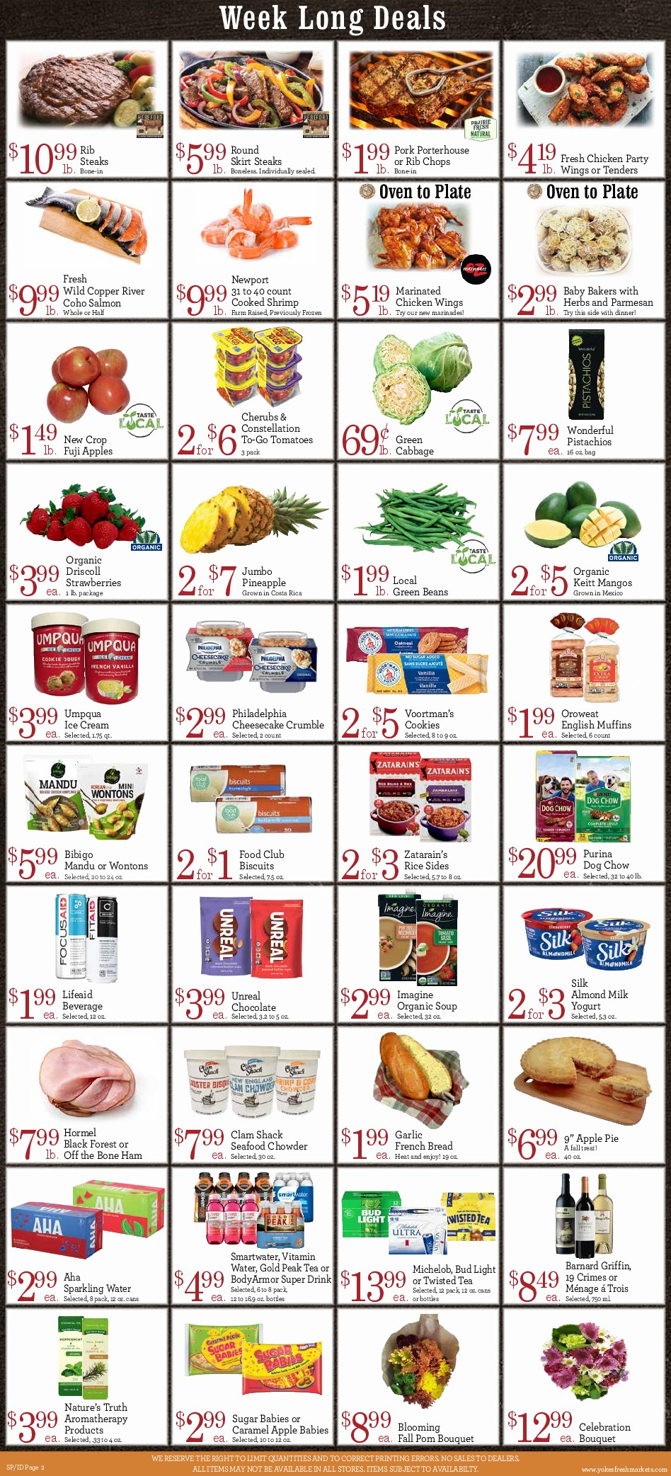 Page 2 of 09.22.21 Weekly Ad