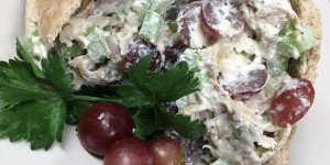 Poppy Seed Chicken Salad-PIC